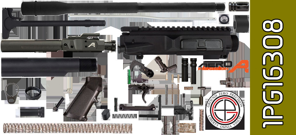 """Best ideas about DIY Ar 15 Kit . Save or Pin DIY 16"""" SO DPMS Profile AR 308 Project Kit 1PG Now."""