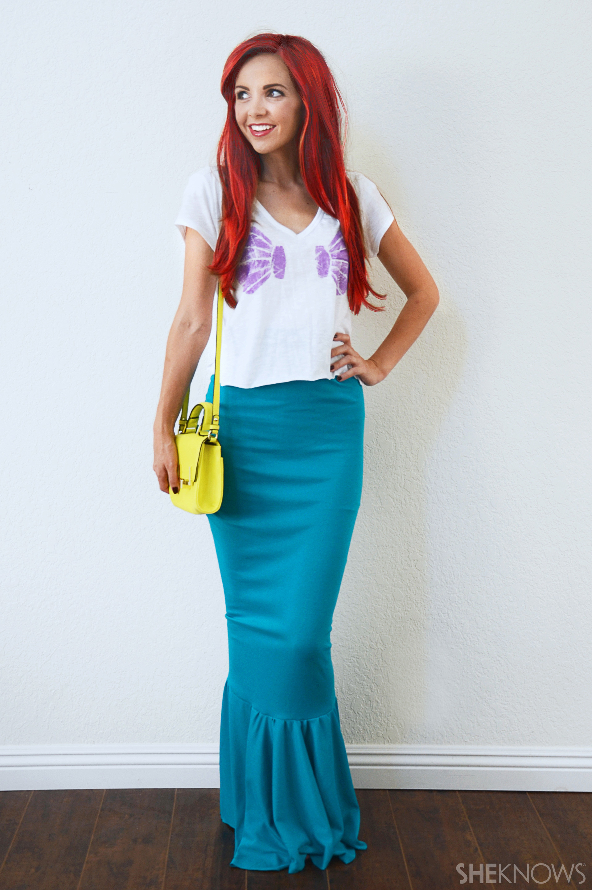 Best ideas about DIY Ariel Costume For Adults . Save or Pin 3 Easy DIY Disney Princess Costumes — Because You re Now.