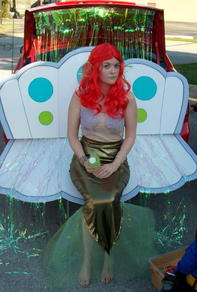 Best ideas about DIY Ariel Costume For Adults . Save or Pin ADULTS DIY mermaid costume Really Awesome Costumes Now.