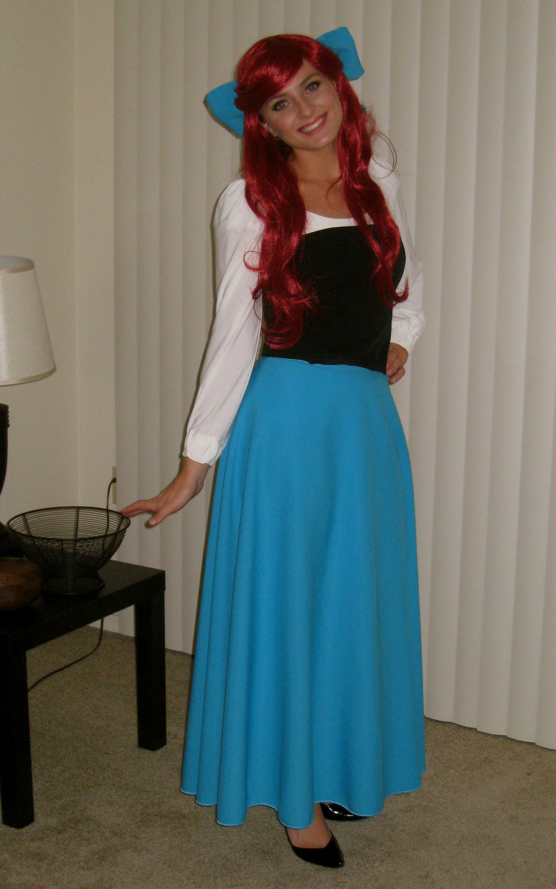 Best ideas about DIY Ariel Costume For Adults . Save or Pin Ariel costume halloween costumes Pinterest Now.