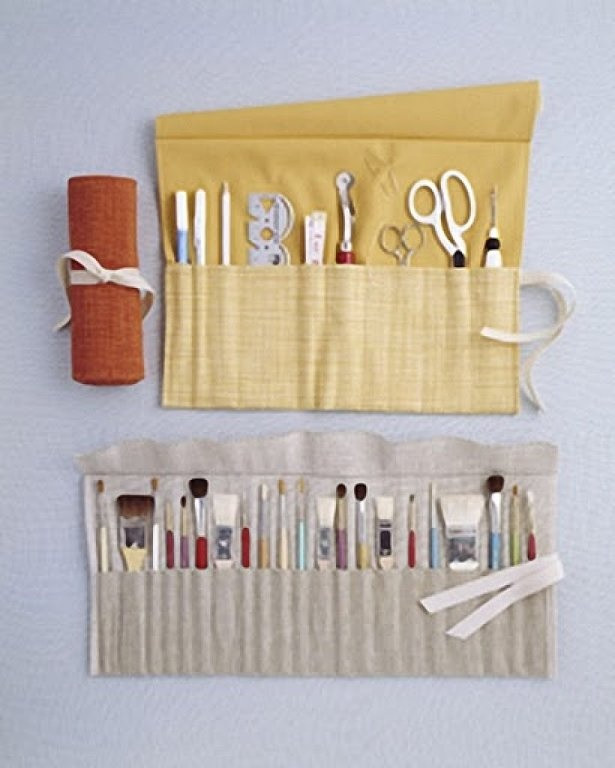 Best ideas about DIY Art Supply Organizer . Save or Pin 52 best images about Art Class on Pinterest Now.