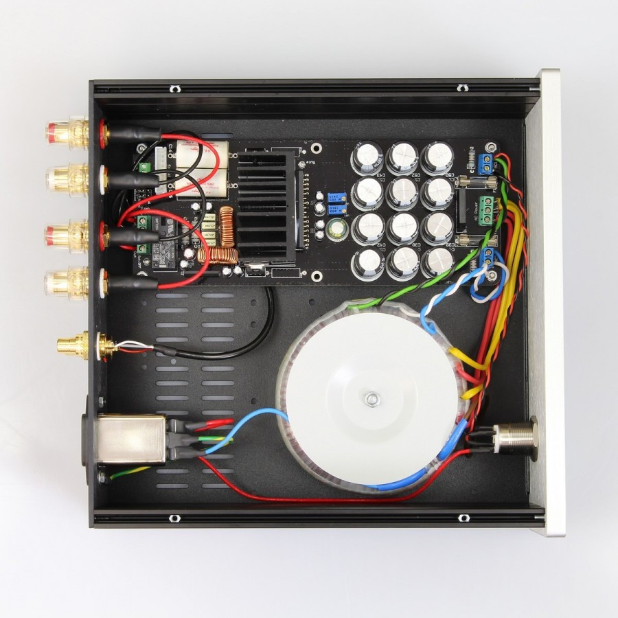Best ideas about DIY Audio Kits . Save or Pin AUDIOPHONICS TRIPATH TA2022 DIY Stereo Amplifier Kit Now.