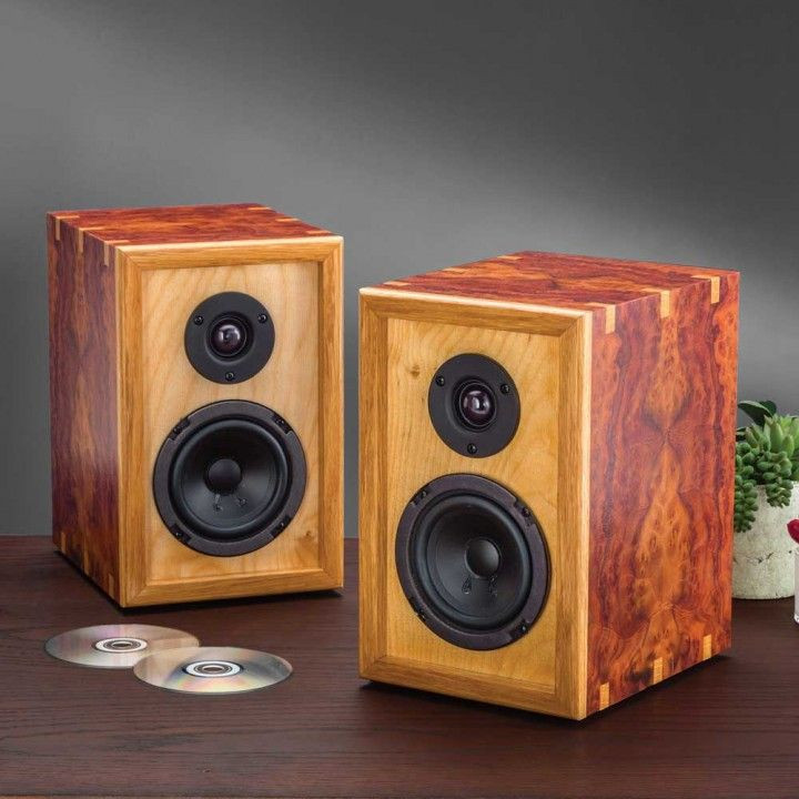 Best ideas about DIY Audio Kits . Save or Pin DIY Speaker Kit Now.