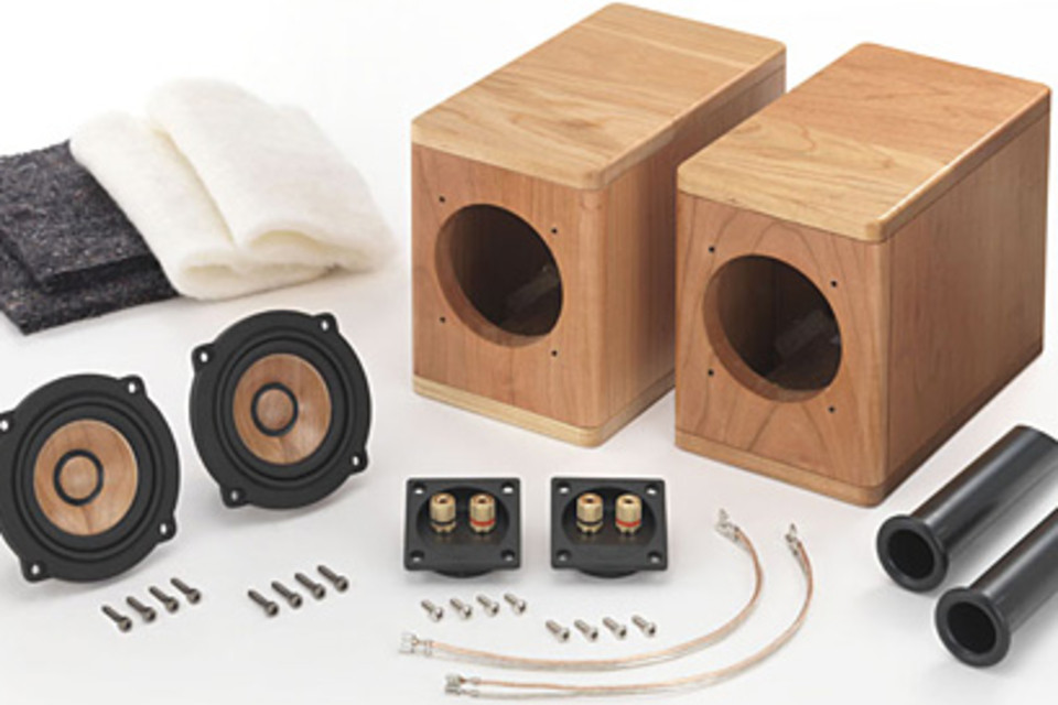 Best ideas about DIY Audio Kits . Save or Pin JVC DIY Speaker Kit Now.