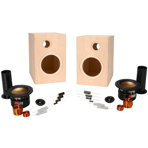 Best ideas about DIY Audio Kits . Save or Pin DIY Speaker Kit Amazon Now.
