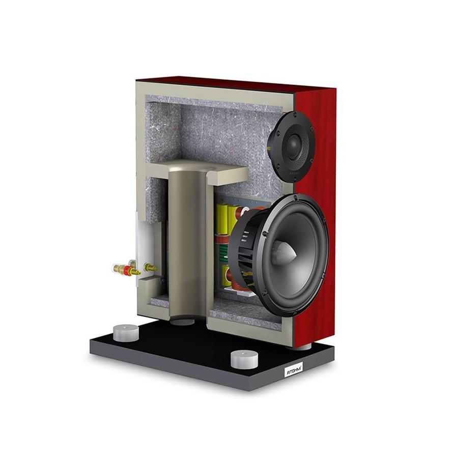 Best ideas about DIY Audio Kits . Save or Pin ATOHM EURUS 1 0 DIY Kit Speaker 2 channels Unit Now.