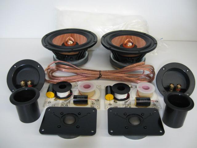 Best ideas about DIY Audio Kits . Save or Pin MW Audio W6 2 Way DIY Speaker Kit Now.