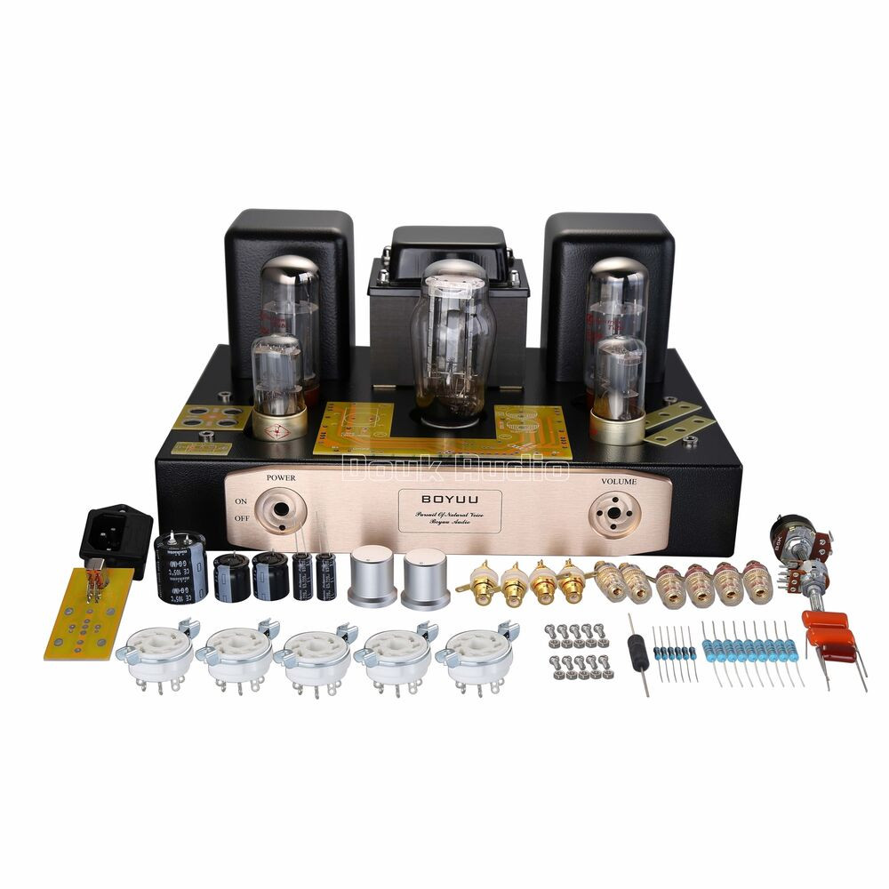 Best ideas about DIY Audio Kits . Save or Pin Douk Audio EL34 Vacuum Tube Amplifier Single ended HiFi Now.