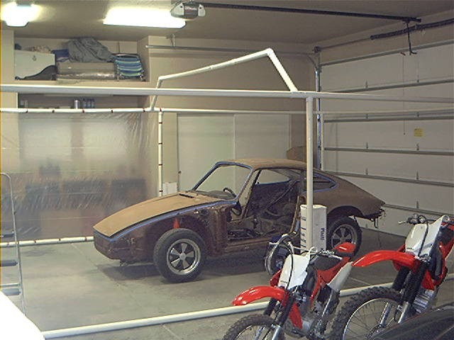 Best ideas about DIY Auto Paint Booth . Save or Pin Homemade Car Spray Booth Plans Homemade Ftempo Now.