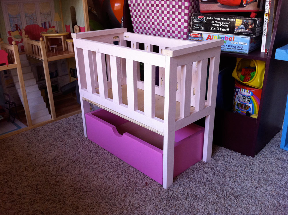 Best ideas about DIY Baby Bed . Save or Pin Ana White Now.