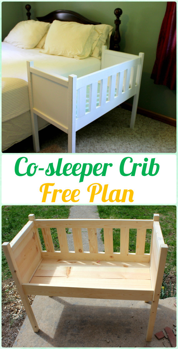 Best ideas about DIY Baby Bed . Save or Pin DIY Baby Crib Projects Free Plans & Instructions Now.