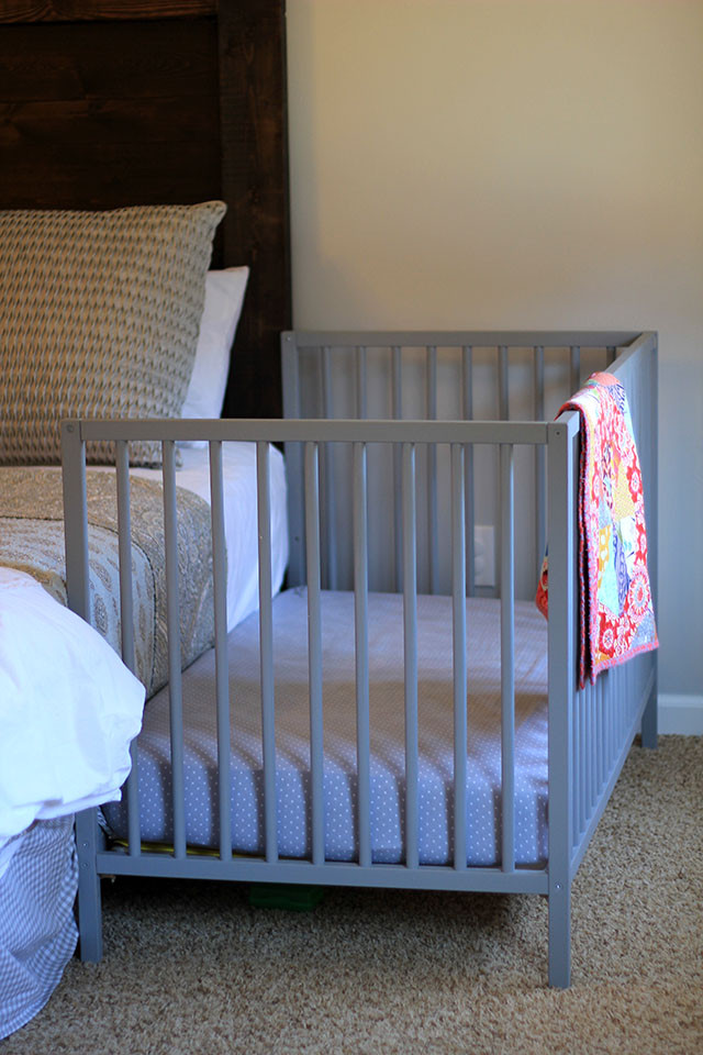 Best ideas about DIY Baby Bed . Save or Pin DIY Co Sleeper Review e Year Later Now.