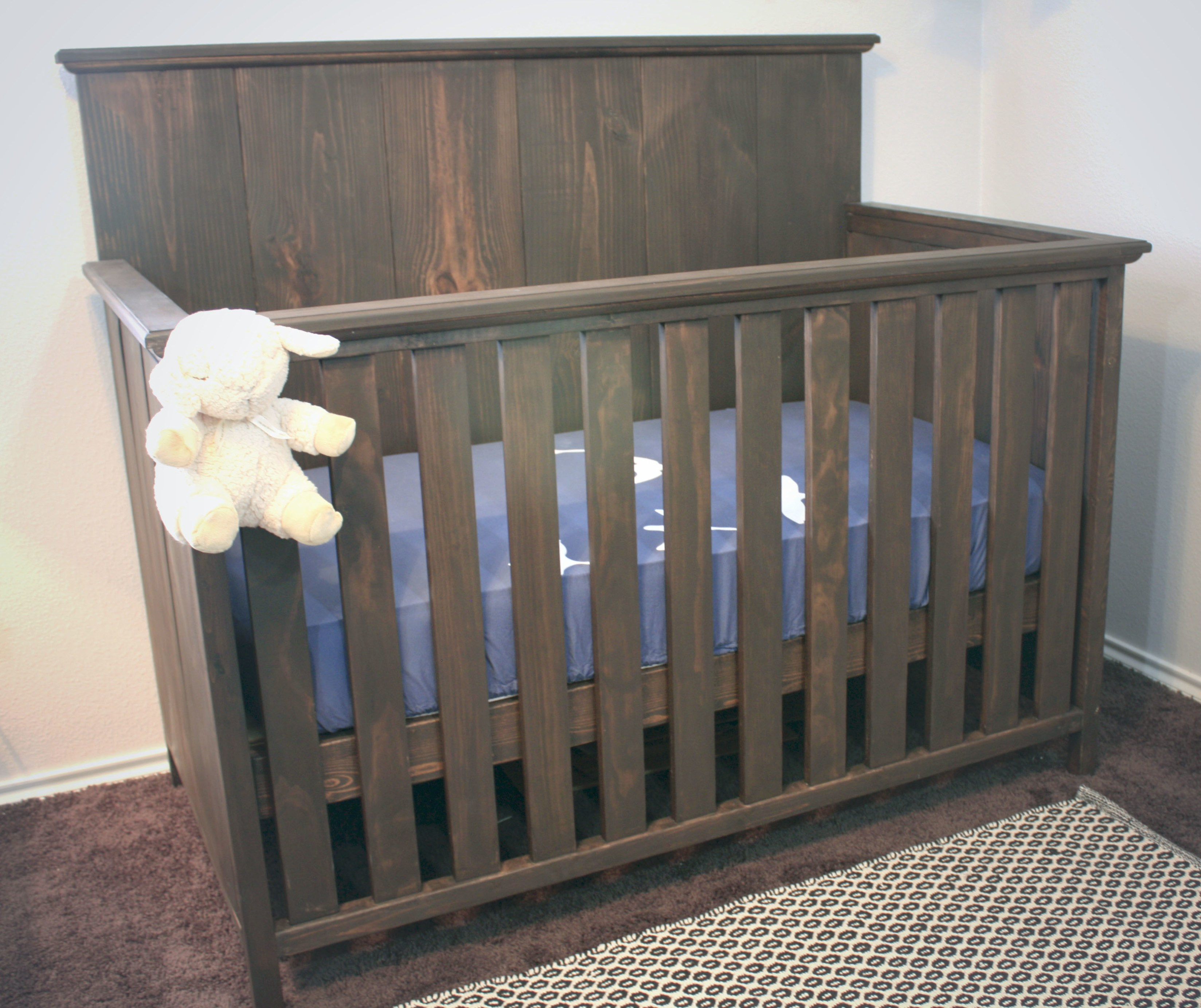 Best ideas about DIY Baby Bed . Save or Pin How To Build a Crib for $200 Now.