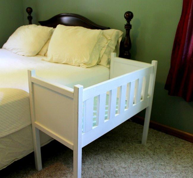 Best ideas about DIY Baby Bed . Save or Pin DIY Crib 5 Dreamy Designs Bob Vila Now.