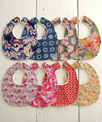 Best ideas about DIY Baby Bibs . Save or Pin delightful DIY liberty baby bibs Now.