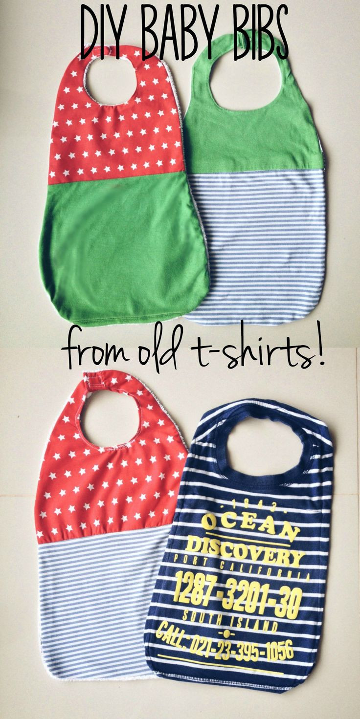 Best ideas about DIY Baby Bibs . Save or Pin DIY baby bibs tutorial A quick and easy way to upcycle Now.