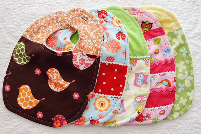 Best ideas about DIY Baby Bibs . Save or Pin 20 Easy Sewing Projects for Beginners Now.
