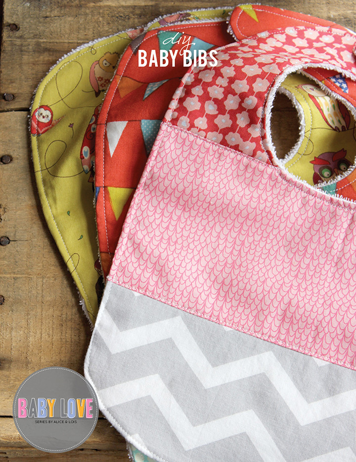 Best ideas about DIY Baby Bibs . Save or Pin Alice and LoisBeginner Sewing Projects To Try Alice and Lois Now.