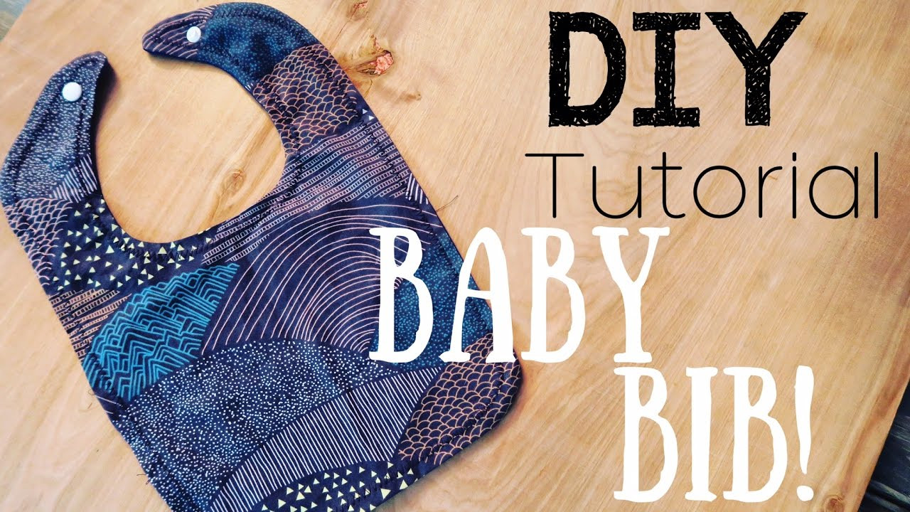 Best ideas about DIY Baby Bibs . Save or Pin MAKE YOUR OWN BABY BIBS DIY TUTORIAL Now.