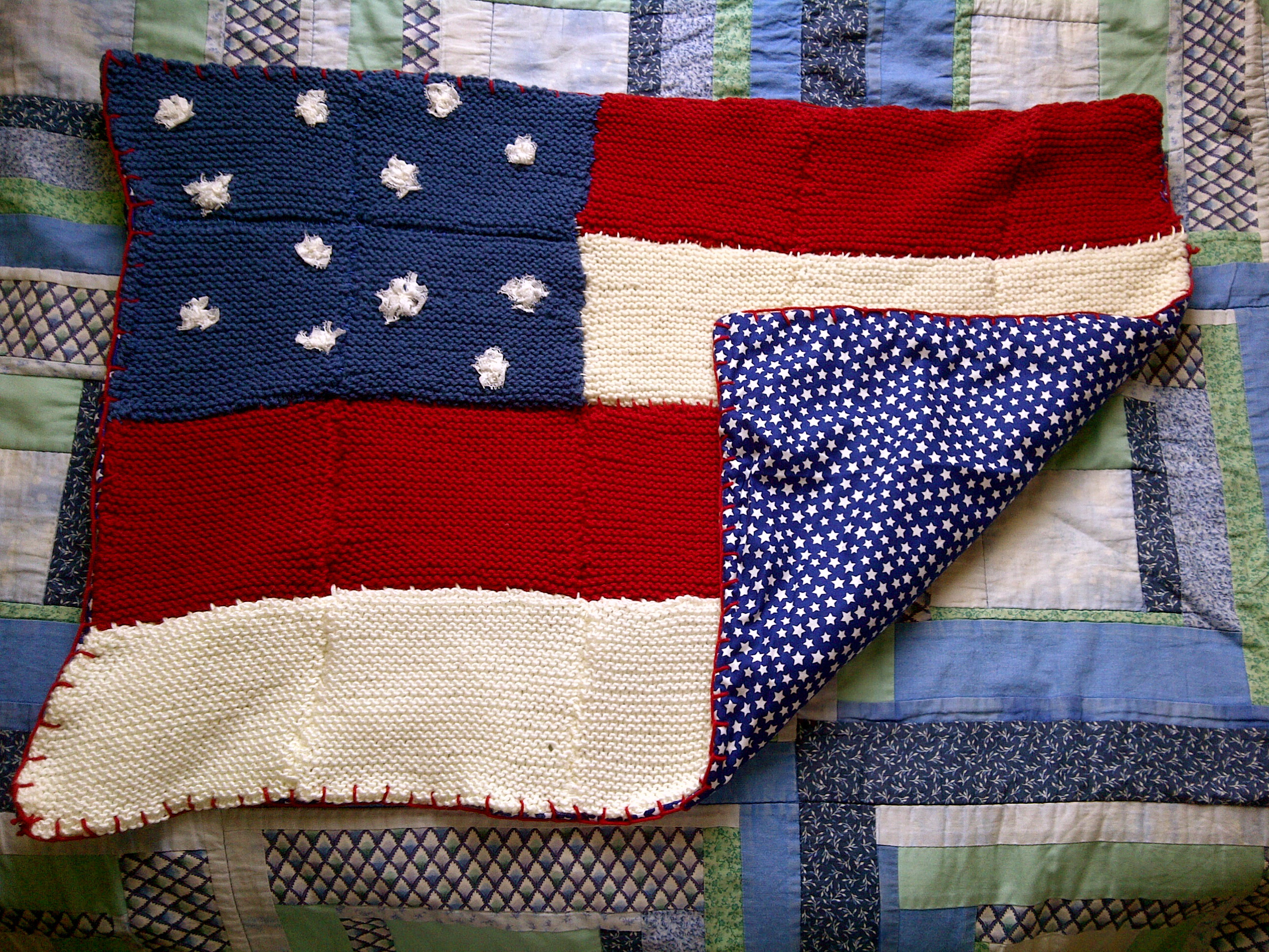 Best ideas about DIY Baby Blanket . Save or Pin DIY Knit a baby blanket Now.