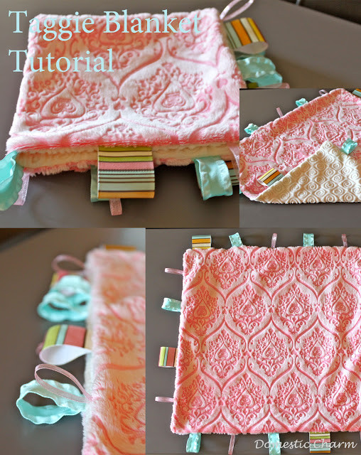 Best ideas about DIY Baby Blanket . Save or Pin 40 DIY Baby Shower Gift Ideas Now.
