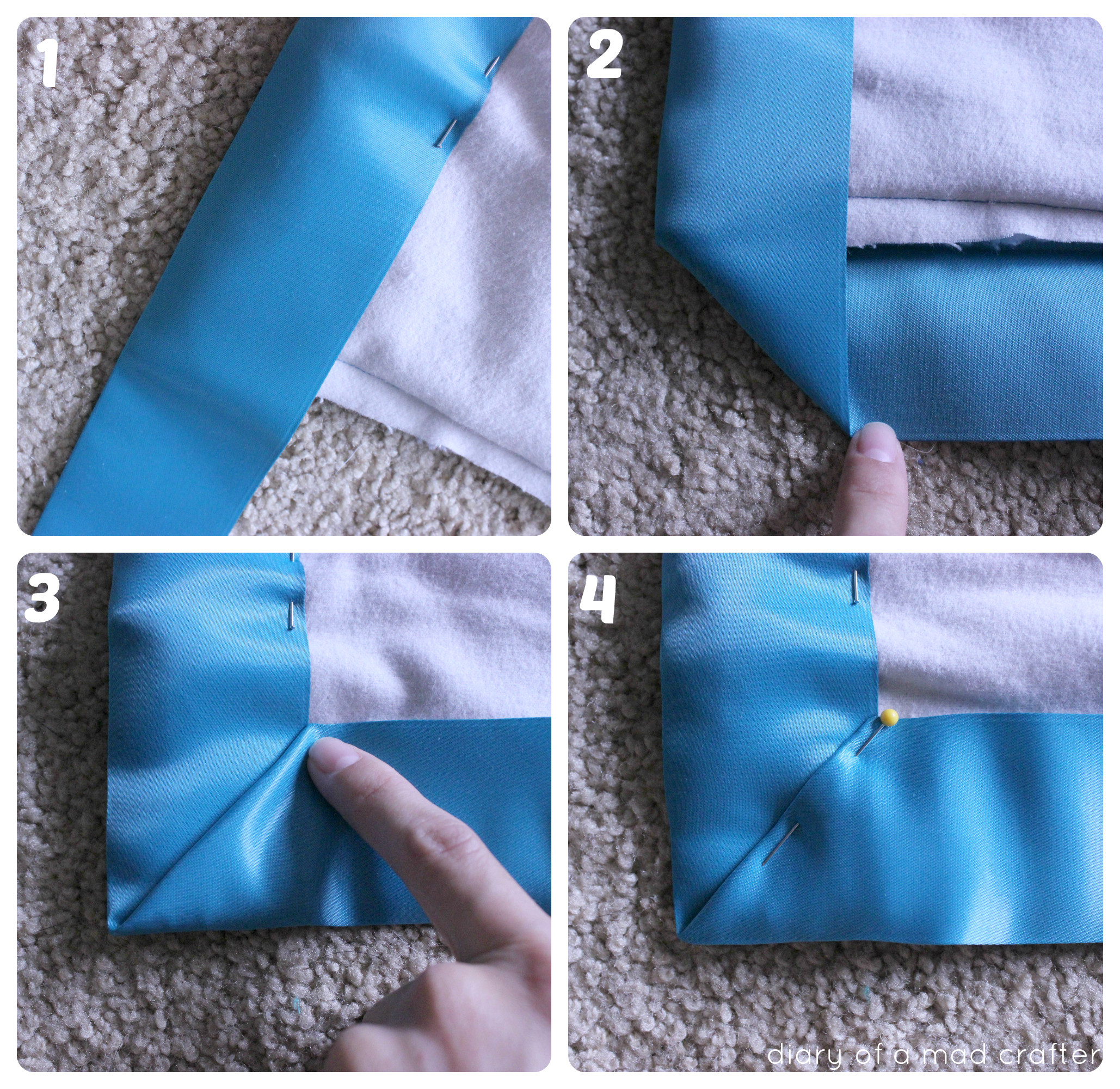 Best ideas about DIY Baby Blanket . Save or Pin DIY Easy Baby Blanket Now.