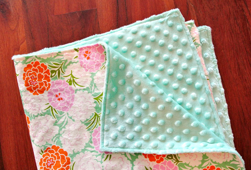 Best ideas about DIY Baby Blanket . Save or Pin 12 DIY Baby Blankets for Your Precious Bundle of Joy Now.