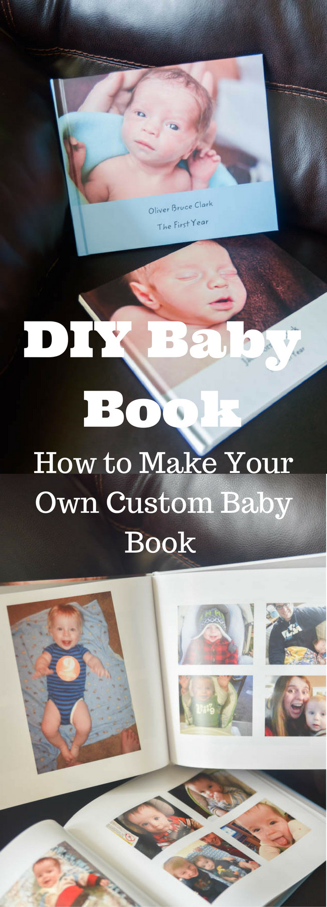 Best ideas about DIY Baby Book . Save or Pin Make Your Own Baby Book DIY Baby Book Now.