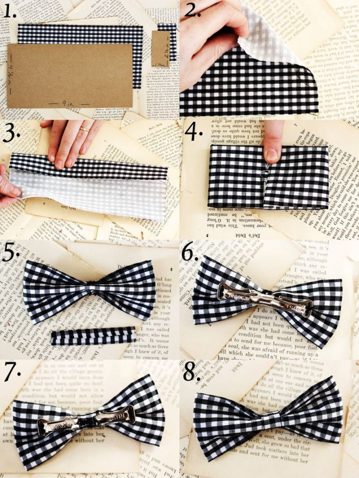 Best ideas about DIY Baby Bow Tie . Save or Pin 20 Best DIY Fashion Ideas Ever Now.
