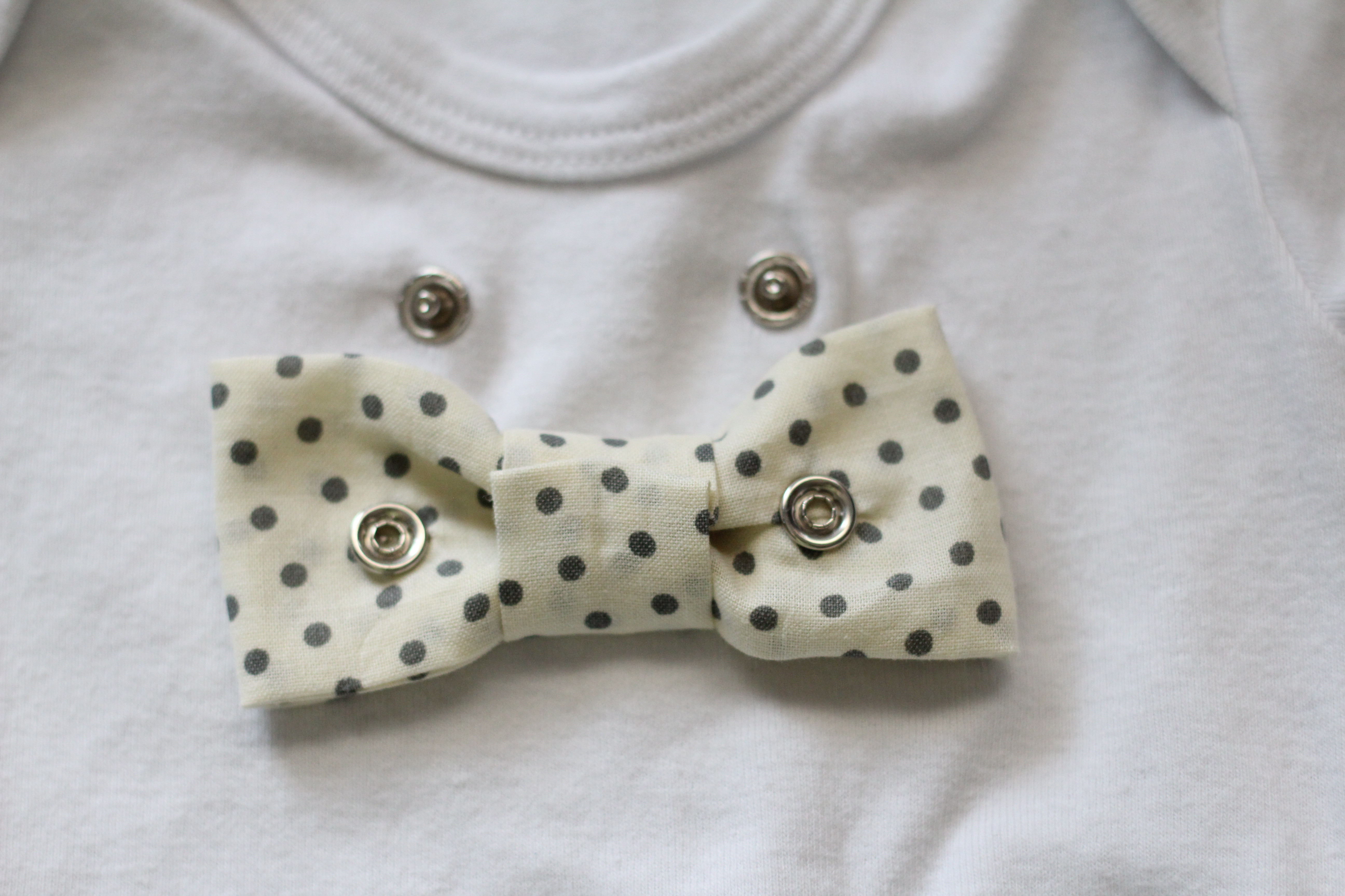 Best ideas about DIY Baby Bow Ties . Save or Pin Baby Bow Tie DIY Now.