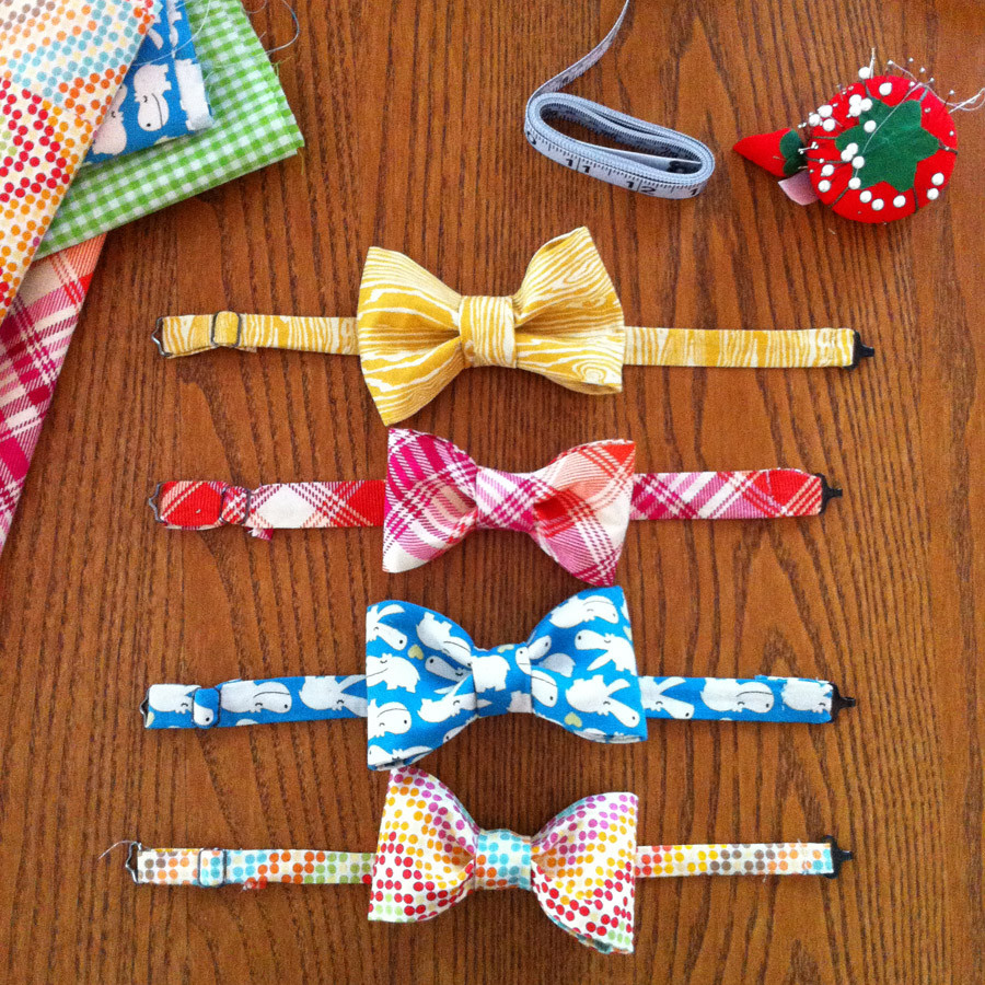 Best ideas about DIY Baby Bow Ties . Save or Pin DIY Bow Ties for Easter Now.