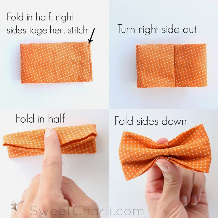 Best ideas about DIY Baby Bow Ties . Save or Pin Best 25 Bow tie tutorial ideas on Pinterest Now.