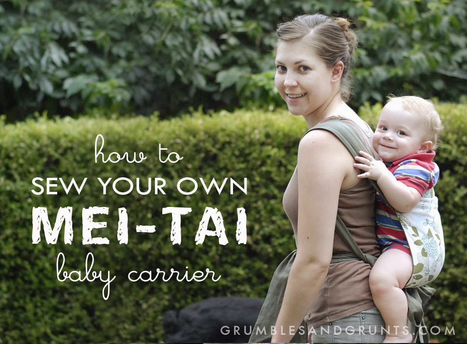 Best ideas about DIY Baby Carrier . Save or Pin Babywearing Three easy and quick DIY sling tutorials Now.