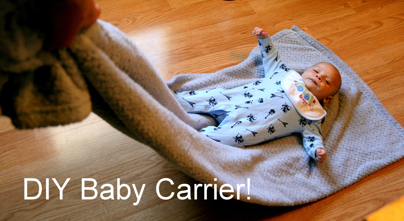 Best ideas about DIY Baby Carrier . Save or Pin Full The Dickens DIY Baby Carrier Now.