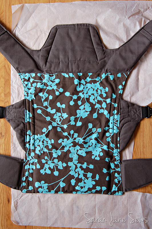 Best ideas about DIY Baby Carriers . Save or Pin Handmade Costumes DIY Ladybug Baby Carrier Slipcover Now.