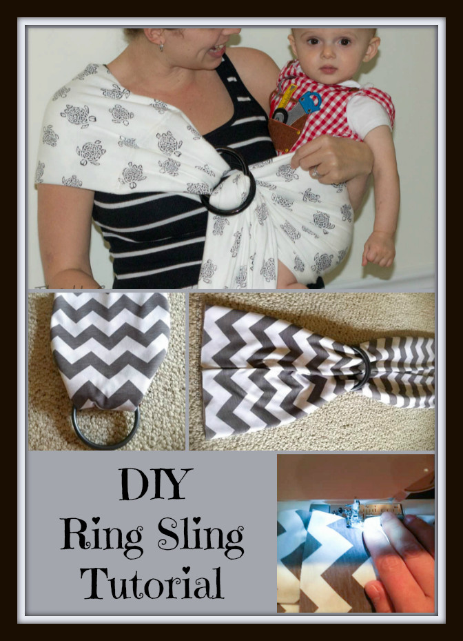 Best ideas about DIY Baby Carriers . Save or Pin DIY Ring Sling Tutorial The Un Coordinated Mommy Now.