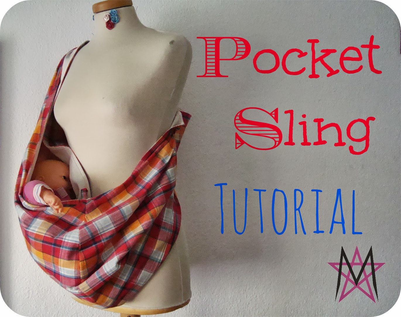Best ideas about DIY Baby Carriers . Save or Pin House of Estrela Pocket Sling Tutorial Now.