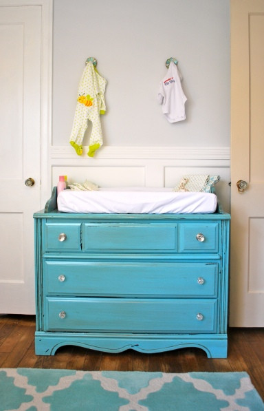 Best ideas about DIY Baby Changing Table . Save or Pin Bud friendly baby nursery ideas Now.