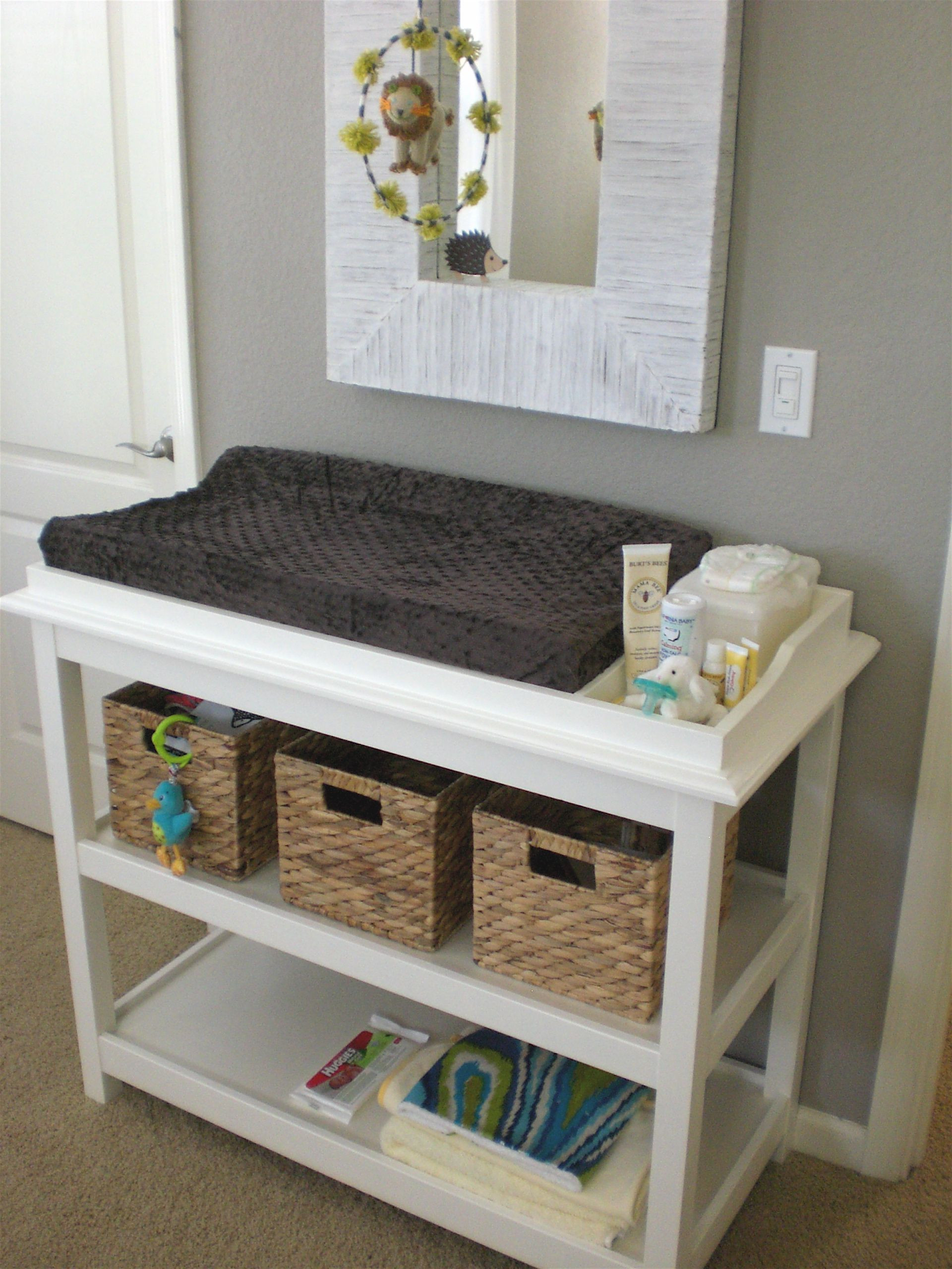 Best ideas about DIY Baby Changing Table . Save or Pin Repurposed changing table Benjamin Cole Pinterest Now.