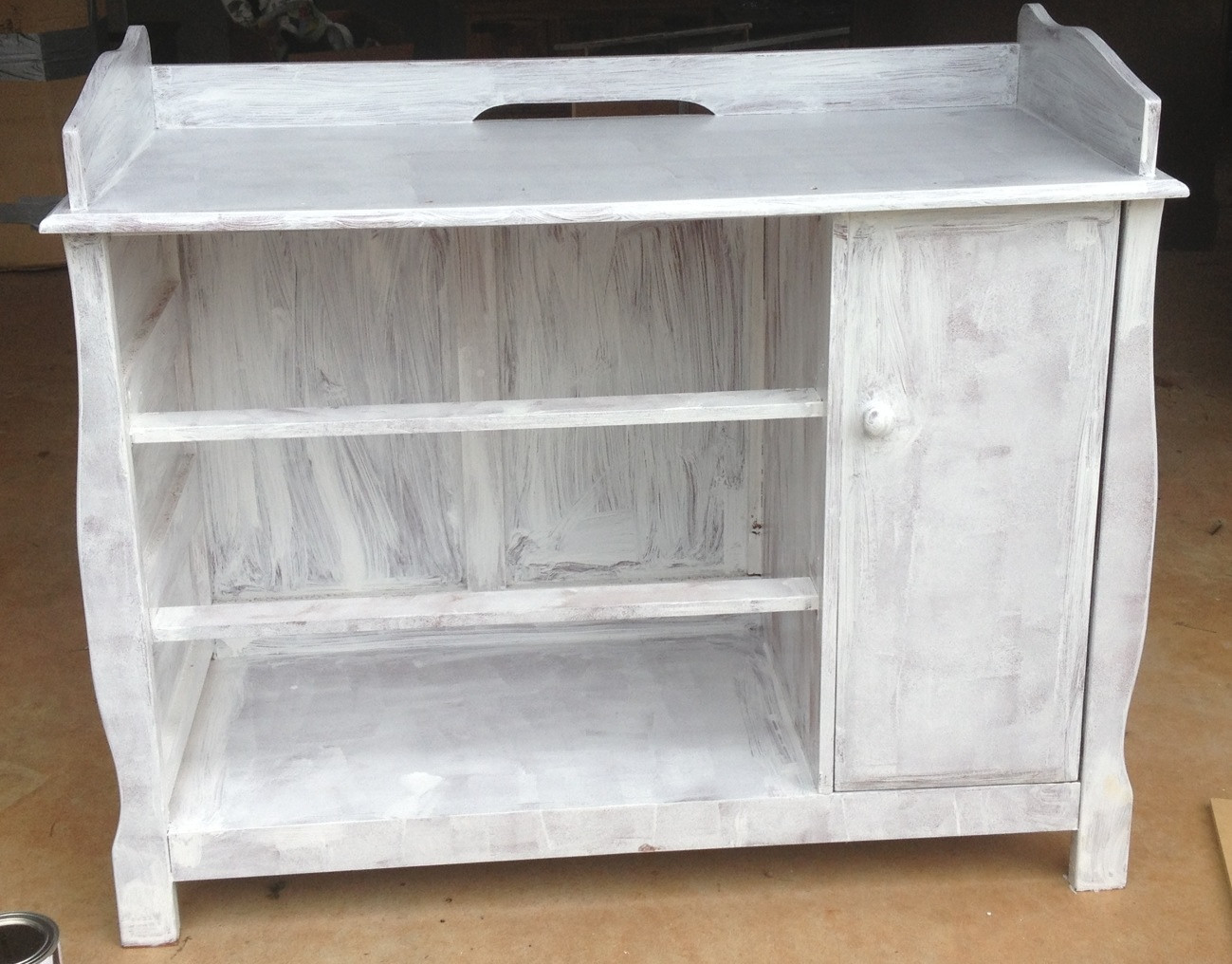 Best ideas about DIY Baby Changing Table . Save or Pin DIY Bar from Baby Changing Table Now.