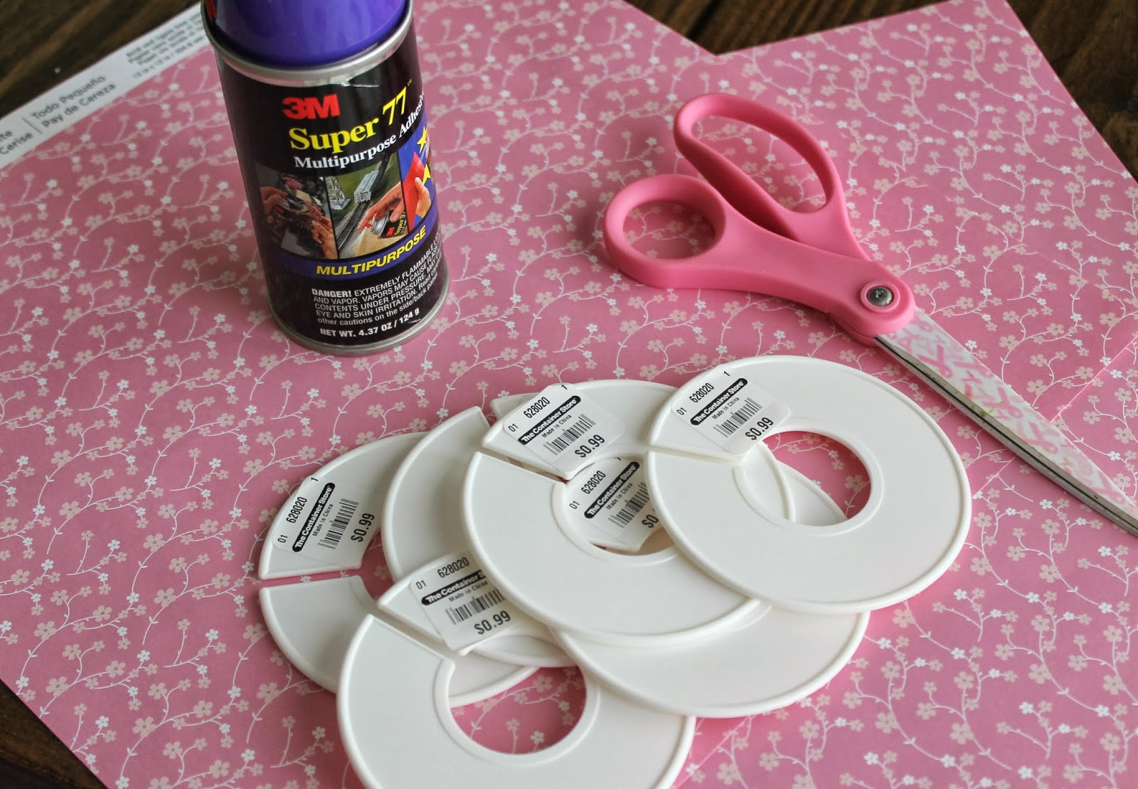 Best ideas about DIY Baby Closet Dividers . Save or Pin DIY Nursery Closet Dividers Carolina Charm Now.