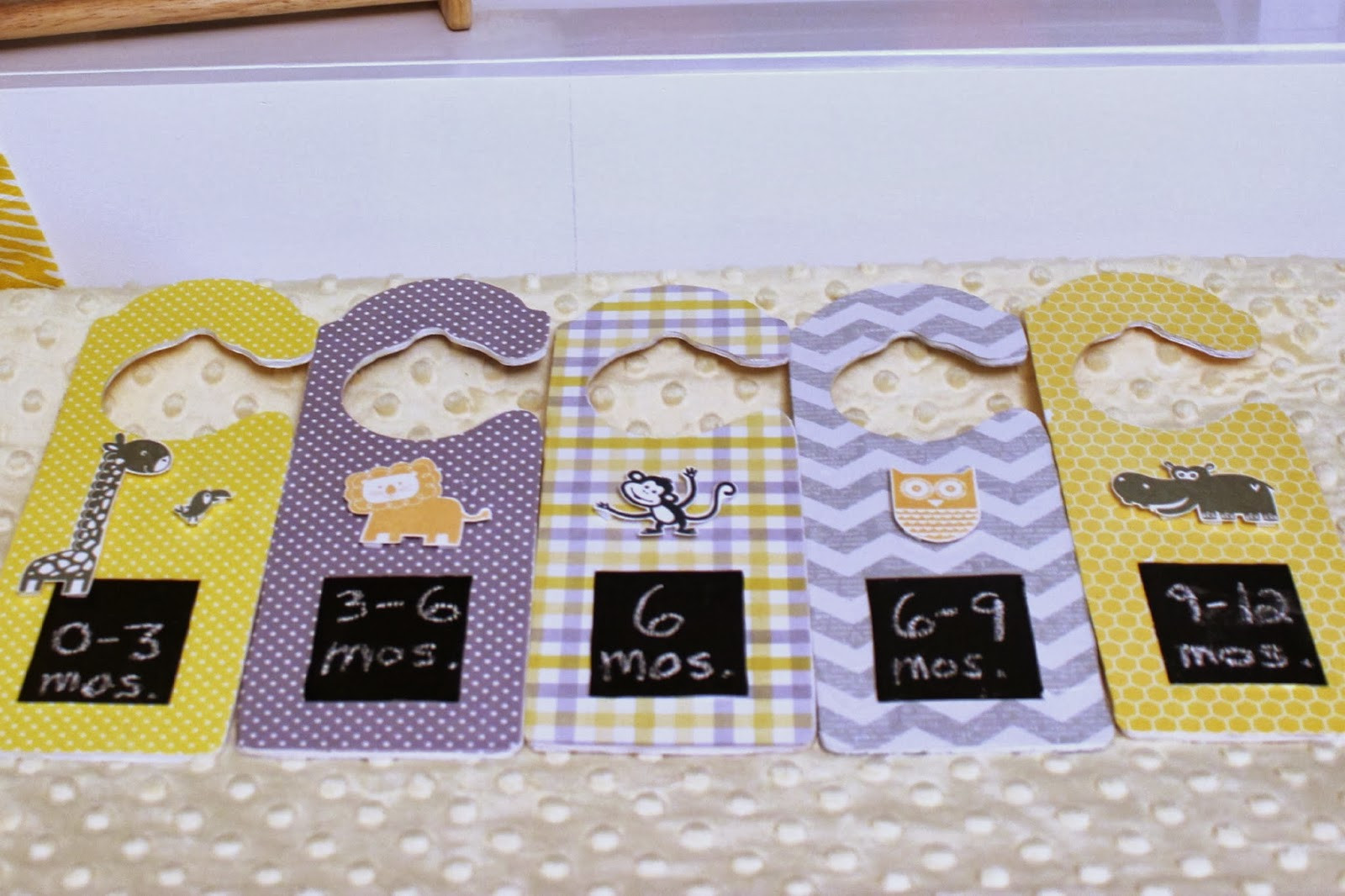 Best ideas about DIY Baby Closet Dividers . Save or Pin DIY Baby Closet Dividers Love Create Celebrate Now.