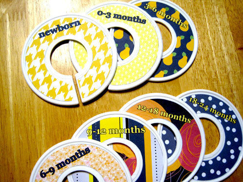 Best ideas about DIY Baby Closet Dividers . Save or Pin Nursery Organization DIY for Baby s Closet Now.
