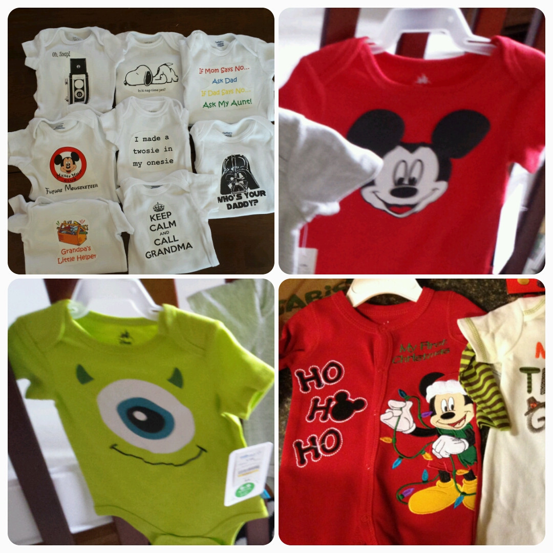 Best ideas about DIY Baby Clothing . Save or Pin Where to shop and how to make Disney Baby Clothes Now.