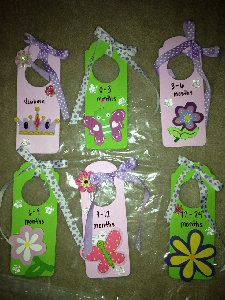 Best ideas about DIY Baby Clothing . Save or Pin 132 best images about Diy baby closet dividers on Now.