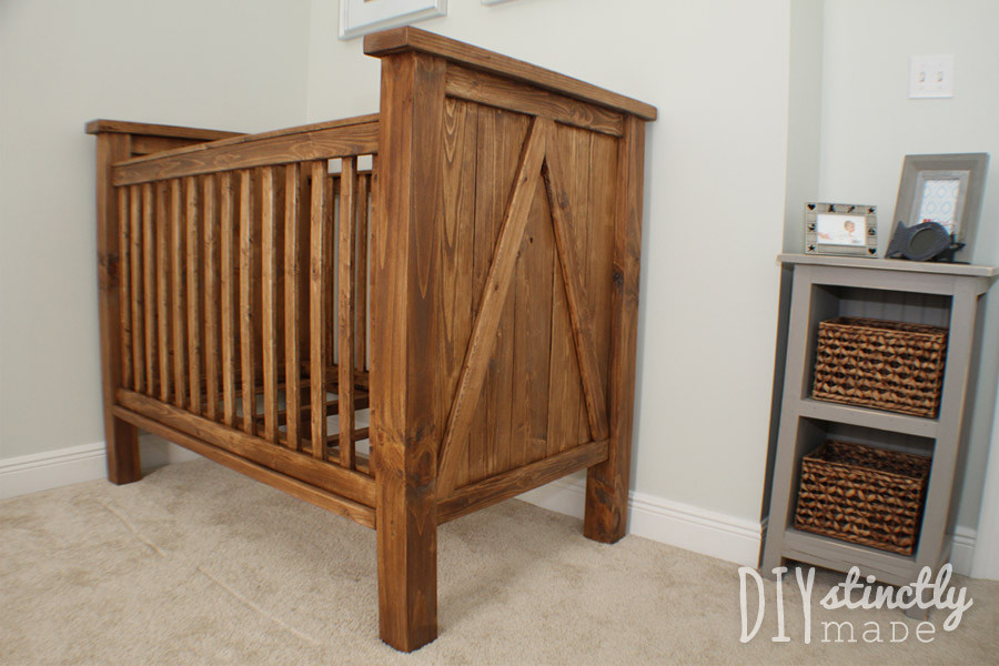 Best ideas about DIY Baby Cradle Plans . Save or Pin DIY Crib – DIYstinctly Made Now.