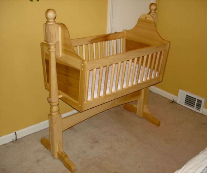 Best ideas about DIY Baby Cradle Plans . Save or Pin Baby Cradle Plans Wooden cradle plans Now.