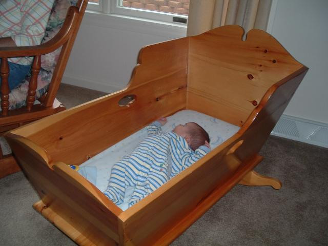 Best ideas about DIY Baby Cradle Plans . Save or Pin Free Woodcrafting Plans Baby Cradle Designs Warehousemold Now.