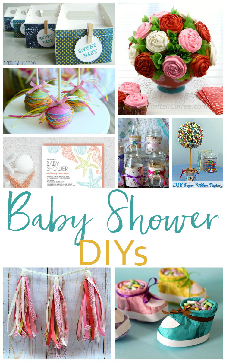 Best ideas about DIY Baby Crafts . Save or Pin Baby Shower DIY Projects The Shirley Journey Now.