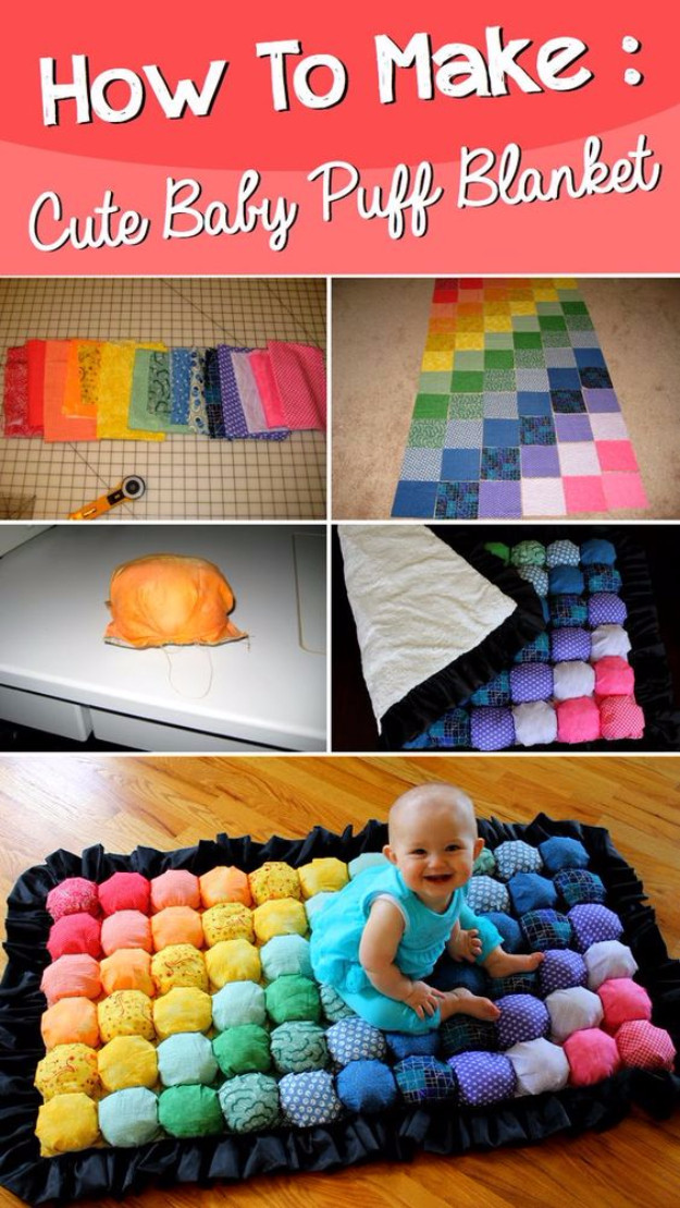 Best ideas about DIY Baby Crafts . Save or Pin 36 Best DIY Gifts To Make For Baby Now.